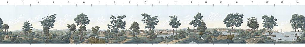 Обои Melange Series Melange Series, арт. S-07-16-C