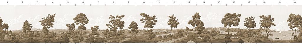 Обои Melange Series Melange Series, арт. S-07-16-S