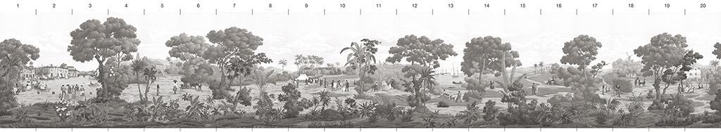 Обои Melange Series Melange Series, арт. S-08-16-G