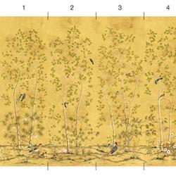 Обои Melange Series Шелковые панно на бумаге, арт. C-01-16