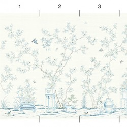 Обои Melange Series Шелковые панно на бумаге, арт. C-07-16