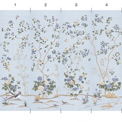 Обои Melange Series Шелковые панно на бумаге, арт. C-09-16