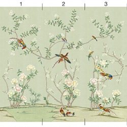 Обои Melange Series Шелковые панно на бумаге, арт. C-14-16-V