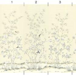 Обои Melange Series Шелковые панно на бумаге, арт. C-17-16