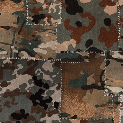 Обои MINDTHEGAP MINDTHEGAP, арт. CAMO Brown Roll  C WP20202