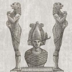 Обои MINDTHEGAP MINDTHEGAP, арт. EGYPTIAN COLUMNS Roll C WP20192