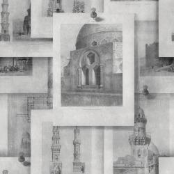Обои MINDTHEGAP MINDTHEGAP, арт. WP20074 - Arabian Monumets Neutral