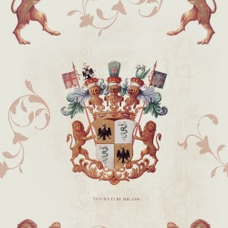 Обои MINDTHEGAP MINDTHEGAP, арт. WP20078 - Heraldry