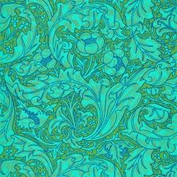 Обои Morris & Co Queen Square Wallpapers, арт. 216959