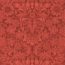 Обои Morris & Co Queen Square Wallpapers, арт. 216960