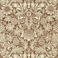 Обои Morris & Co Queen Square Wallpapers, арт. 216961