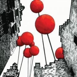 Обои Mr Perswall Street Art, арт. P201301-5