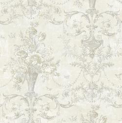 Обои Myflower Champagne Florals, арт. mf11400