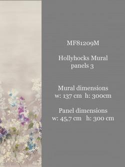 Обои Myflower Romance, арт. mf81209m