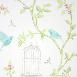 Обои Nina Campbell BIRDCAGE WALK, арт. NCW3770-02