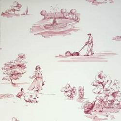 Обои Nina Campbell PERROQUET, арт. NCW3837-04