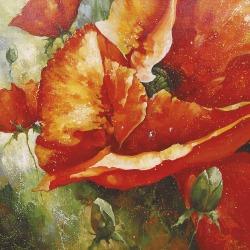 Обои ORTOGRAF Цветы, арт. 6005
