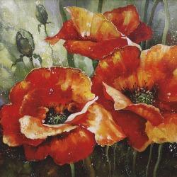 Обои ORTOGRAF Цветы, арт. 6020