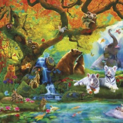 Обои ORTOGRAF Детские - фотообои и фрески, арт. 7009