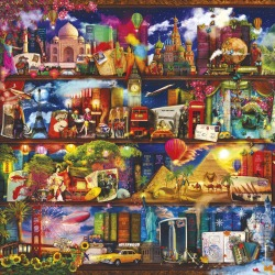 Обои ORTOGRAF Детские - фотообои и фрески, арт. 7012