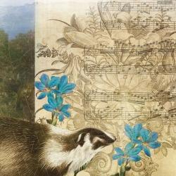 Обои ORTOGRAF Животные, арт. 7090