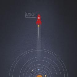 Обои ORTOGRAF Космос И Планеты, арт. 33515