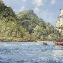 Обои ORTOGRAF Морской Пейзаж, арт. 4402