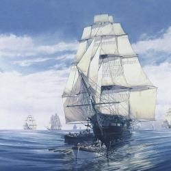 Обои ORTOGRAF Морской Пейзаж, арт. 4405