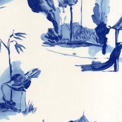 Обои Osborn&Little POMPADOUR, арт. w6011-03