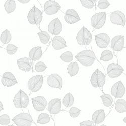 Обои PAPER&INK Navy Grey and White, арт. bl70118