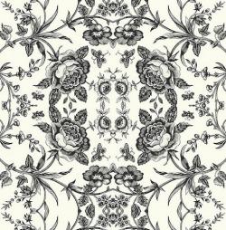 Обои PAPER&INK Black&White, арт. BW21610