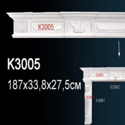 Обои Perfect Камины, арт. K3005+G2062