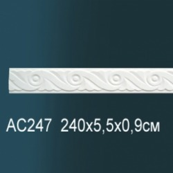 Обои Perfect Молдинги и угловые элементы, арт. AC247F
