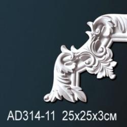 Обои Perfect Молдинги и угловые элементы, арт. AD314-11