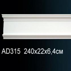 Обои Perfect Молдинги и угловые элементы, арт. AD315