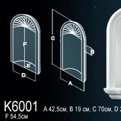 Обои Perfect Ниши, арт. K6001