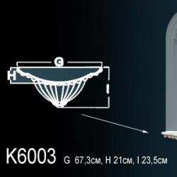 Обои Perfect Ниши, арт. K6003