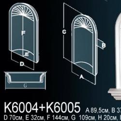 Обои Perfect Ниши, арт. K6004