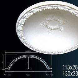 Обои Perfect Розетки потолочные и кессоны, арт. B2001