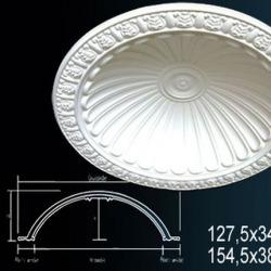 Обои Perfect Розетки потолочные и кессоны, арт. B2003