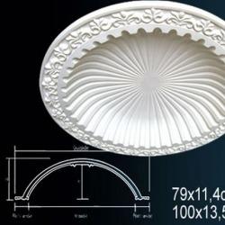 Обои Perfect Розетки потолочные и кессоны, арт. B2009
