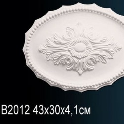 Обои Perfect Розетки потолочные и кессоны, арт. B2012