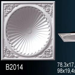 Обои Perfect Розетки потолочные и кессоны, арт. B2014