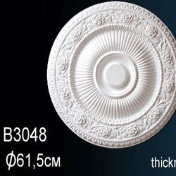 Обои Perfect Розетки потолочные и кессоны, арт. B3048