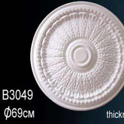 Обои Perfect Розетки потолочные и кессоны, арт. B3049