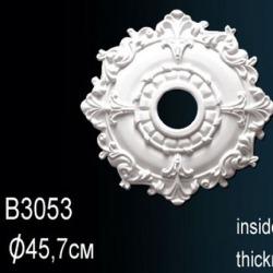 Обои Perfect Розетки потолочные и кессоны, арт. B3053
