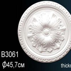 Обои Perfect Розетки потолочные и кессоны, арт. B3061