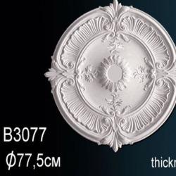 Обои Perfect Розетки потолочные и кессоны, арт. B3077