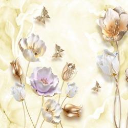 Обои PINEGIN Цветы, арт. 7878788