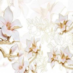 Обои PINEGIN Цветы, арт. 9191913